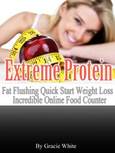 Extreme Protein Fat Flushing Quick Start Weight Loss Incredible Online Food Counter
