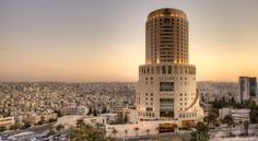 Review Hôtel Royal Amman - Jordanie - Mon séjour de luxe