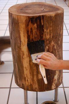stump side