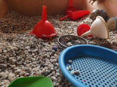 Kinderbüro - Steinprojekt