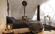 winter camping in Switzerland! (via source)