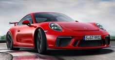 No Extra Charge For A Six-Speed Manual On The New Porsche 911 GT3 [32 Images] #Porsche #Porsche_911