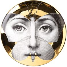 Fornasetti / Lina Cavalieri- I need these plates!!!!!