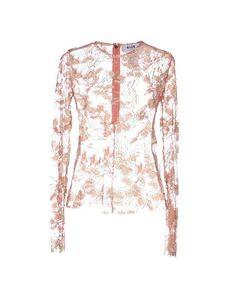 MSGM Floral shirts & blouses. #msgm #cloth #