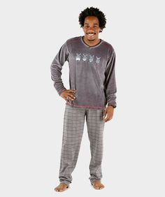 Pijama hombre Kukuxumusu gayumbos. www.patasarribashop.com