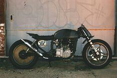 '79 Honda CX500 - 502 Moto | Pipeburn.com