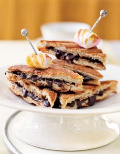 ... chance to overload on calories | Paninis, Panini Recipes and Nutella
