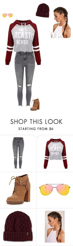 """""""Untitled #878"""" by beauty-lays-within on Polyvore featuring River Island, WithChic, BCBGeneration, Topshop, Dr. Martens, simple, fashionista, casualoutfit and 2017"""