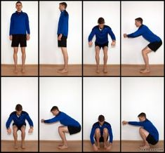 Knee strengthening exercises.. This looks scary I honestly don't think I could do this right now without my knee giving out...