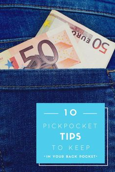 Everything you need to know to protect yourself from pickpockets while traveling. Pick pocketing is common in many cities in Europe and around the world. Travel safety and other travel tips will help you avoid this scam.