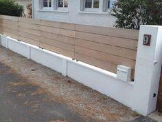 clôture BLAVET bois