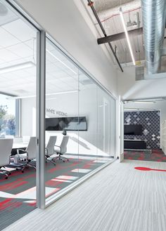 Inside Comcast's Silicon Valley Innovation Center - Office Snapshots