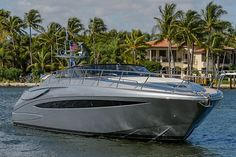 Riva Yacht Rivale (Ferretti Group) will be on display at the Fort Lauderdale International Boat Show 2014.