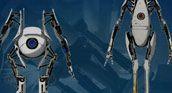 Portal 2 : un jeu de logique et plateforme où le joueur incarne un robot (seul ou coopération à 2).