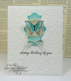 Aqua CASE by whippetgirl - Cards and Paper Crafts at Splitcoaststampers