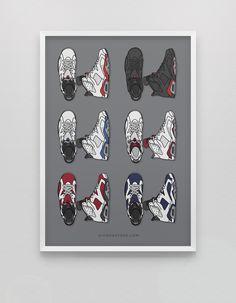 Jordan 6 • Retro Collection