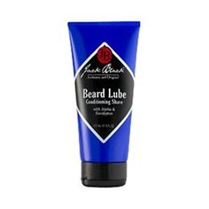 Jack Black Beard Lube Conditioning Shave. $16  My husband gets a scratchy 5 o'clock shadow. I love how this makes my husband look clean shaven and his cheeks soft hours longer than the cheap stuff.