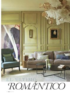 One more time: Jorge Canete sitting room. I'm enamoured by the cloud.Will try to recreate it's essence in my own house (though it's by no means grand). Design Inspiration, House, Interior Decorating, Interior, Lighting Design, New Interior Design, Top Interior Designers, Interior Design, Furniture Design