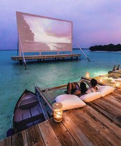 Soneva JaniEpic date night! Movie nights in the Maldives! Tag your movie partne. - Soneva JaniEpic date night! Movie nights in the Maldives! Tag your movie partne. Soneva JaniEpic date night! Movie nights in the Maldives! Tag your movie partner Vacation Places, Honeymoon Destinations, Dream Vacations, Vacation Spots, Holiday Destinations, Honeymoon Places, Vacation Wear, Romantic Honeymoon, Tourist Spots