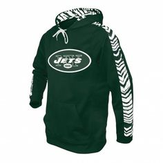 8a0be43ce NFL Officially Licensed New York Jets Zebra Print Pullover Hoodie Arizona  Cardinals, Baltimore Ravens,