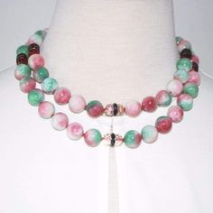 Fine Jewelry Ingenious Boutique Diy Beads Natural And Tian Yu Handmade Bracelet Hand String Beads Fancy Colours