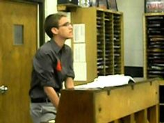 Warming Up a Middle School Choir - YouTube