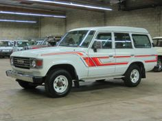 1986 Toyota Land Cruiser.....sweet