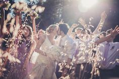 Love in Los Gatos, an inspiring summer wedding.
