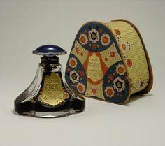 Baccarat 1913 Gabilla Mon Cheri Perfume Bottle