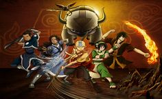 Nonton Avatar The Legend of Aang subtitle indonesia.