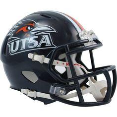 Riddell Speed NCAA Team Mini Football Helmet (University of Texas at San Antonio, Size 0000) - NCAA Licensed Product, NCAA Novelty at Academy Sports