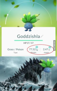 I don't want to see its evolutions