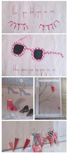 """lo que los ojos no ven  valentina muzzi  """"Como Pedro por mi casa""""   2012 - Barcelona"""