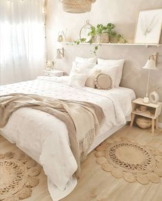 Room Design Bedroom, Room Ideas Bedroom, Small Room Bedroom, Home Decor Bedroom, Bedroom Inspo, Bedroom Inspiration, Teen Room Decor, Aesthetic Room Decor, Cozy Room