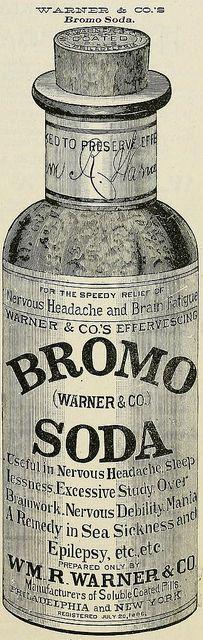 Bromo Soda...a drink??