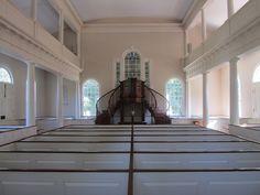 The Presbyterian Church on Edisto Island Interior