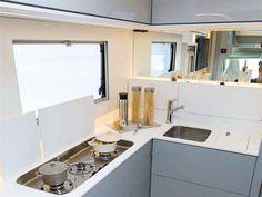 Camper Van Kitchen, Kitchen Island, Home Decor, Island Kitchen, Decoration Home, Room Decor, Home Interior Design, Home Decoration, Interior Design