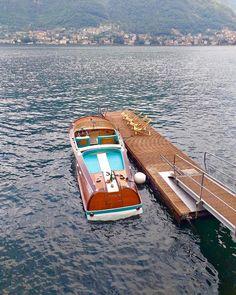 Wooden Speed Boats, Wood Boats, Riva Yachts, Luxury Yachts, Riva Boat, Sailboats, Boating, Fresh Water, Gentleman