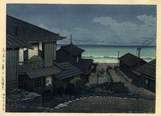 イメージ9 - 「手賀沼」制作80周年記念 『川瀬巴水木版画展』 (その1)の画像 - 迷い鳥のブログ - Yahoo!ブログ