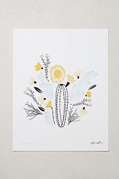 Botanical Print - anthropologie.com