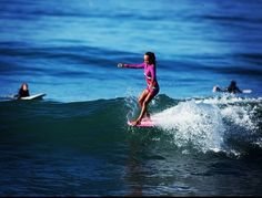 Meg Roh 14...730 consecutive days of surfing...!!!