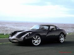 TVR Tuscan ~ I love the look of TVR Tuscan's from the back!! They look so cool! They look like T350's too!!! Love them!! The ones I see also sound awesome as well!