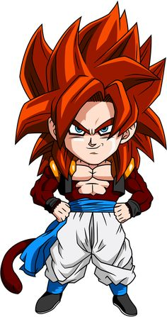 'anime dragon ball Songoku son goku dragonball Z GT by fclothes Dragon Ball Gt, Dragon Z, Gogeta Ss4, Goten Y Trunks, Manga Dragon, Ball Drawing, Chibi Characters, Son Goku, Anime Chibi