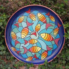 Mandala Drawing, Mandala Painting, Pottery Painting, Ceramic Painting, Wal Art, Madhubani Painting, Turkish Art, China Painting, Ceramic Design