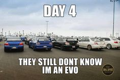Fun car memes thread! - EvoXForums.com - Mitsubishi Lancer Evolution X Forums Truck Memes, Car Jokes, Funny Car Memes, Car Humor, Funny Shit, Funny Stuff, Mitsubishi Lancer Evolution X, Electric Motor For Car, Redneck Humor
