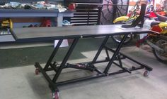 MC Lift Table Project - Page 3 - Custom Fighters - Custom Streetfighter Motorcycle Forum