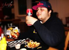The Burger Point with Alex Wiley. Food, Meals