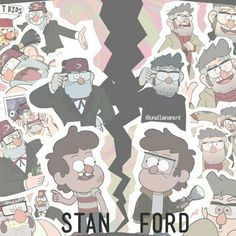 Stan and Ford << this is cute and all but wHY IS THE PAGE RIPPED IM HAVING COMPLETELY UNNECESSARY FEELS