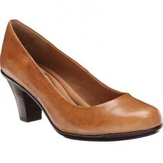 Sofft Velma Women's Brown Pump 8.5 M