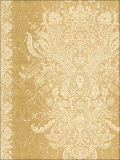 wallpaperstogo.com WTG-115581 Sterling Prints Traditional Wallpaper